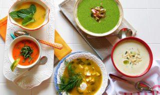 La soupe glacée est-elle une bonne source d'hydratation pour les femmes enceintes ?