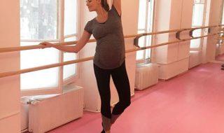 Le fit ballet baby bump: une pratique sportive spécialement conçue pour la grossesse et l'après-grossesse