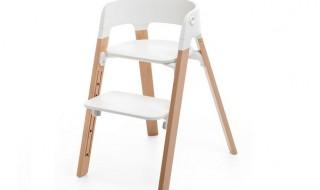 Test : Chaise haute steps Stokke