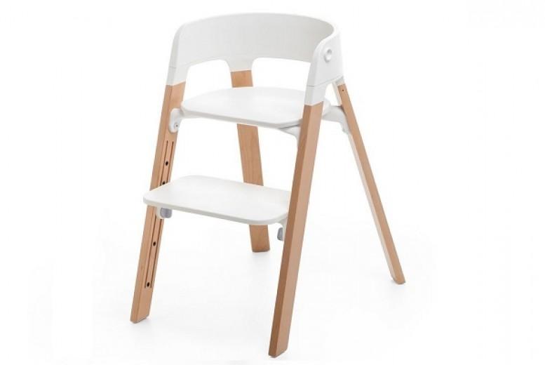 test chaise haute steps stokke. Black Bedroom Furniture Sets. Home Design Ideas