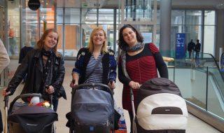 Trois grossesses, trois parcours compliqués et semés d'embûches mais trois amies qui se soutiennent plus que tout