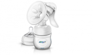 Test : Tire-lait manuel Philips Avent