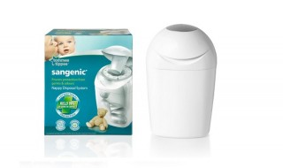 Test : Poubelle à couche Sangenic Tommee Tippee