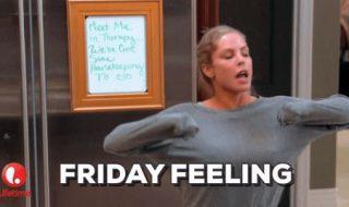 Toi aussi tu fais cette danse le vendredi soir ?