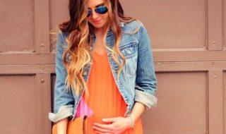 10 robes de grossesse complètement acidulées pour l'été