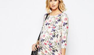 10 robes de grossesse branchées pour se la couler douce en été