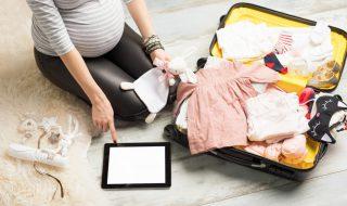 10 indispensables de naissance à glisser dans la valise de maternité pour bébé