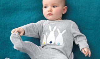 10 pyjamas d'hiver pour réchauffer bébé quand les températures dégringolent