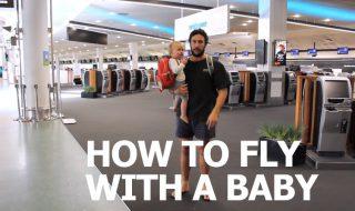 Avis aux parents qui prennent l'avion avec bébé : mais lequel d'entre eux êtes-vous ?