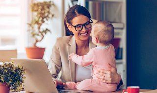 10 astuces pour concilier vie de maman et vie professionnelle