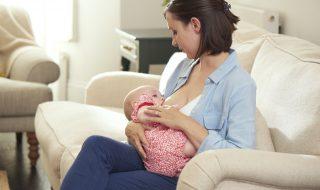 Quelles positions adopter pour allaiter?
