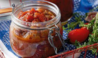 Petit gratin d'aubergine et de tomates pour bébé à partir de 12 mois