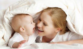 Pourquoi la voix d'une maman est-elle importante pour bébé ?