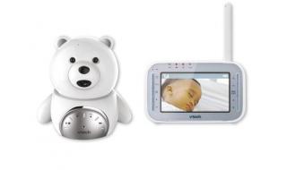 Test : Babyphone Vidéo XL Ourson, BM 4200 Vtech