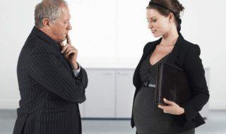 Enceinte, cette jeune mère célibataire américaine a été renvoyé par son entreprise