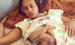 Pourquoi Instagram a-t-il été très utile à cette maman allaitante ?